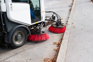 road sweepers in the east