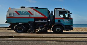 road sweeper hire in london