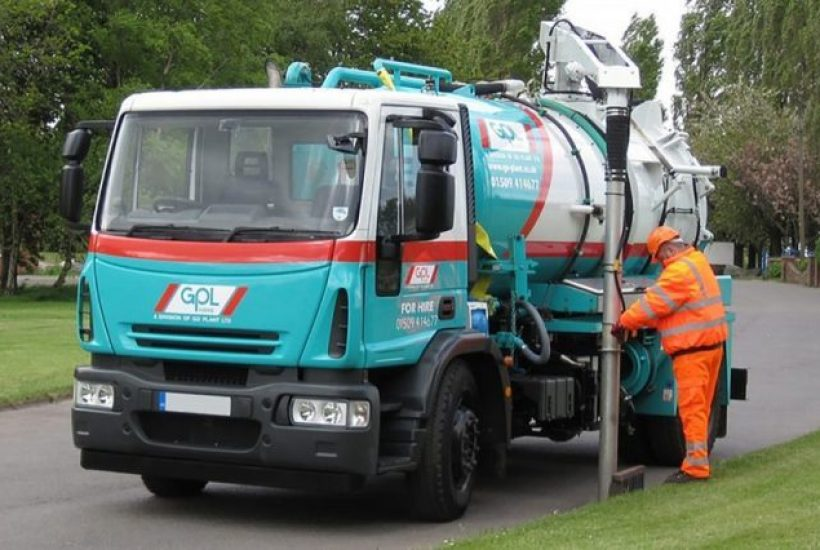 Gully tankers and jetters on contract hire