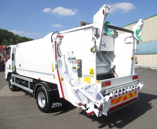 Contract Hire Refuse Collection Vehicles