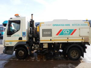 municipal vehicle hire