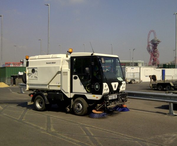 road sweeper hire in leicestershire