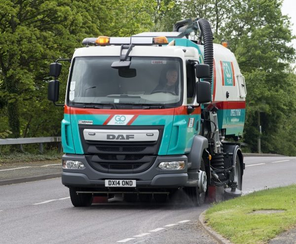 road sweepers for cheshire