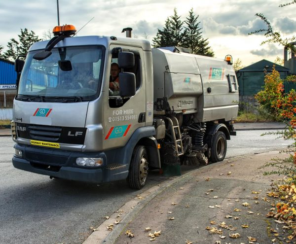 road sweeper hire in bristol
