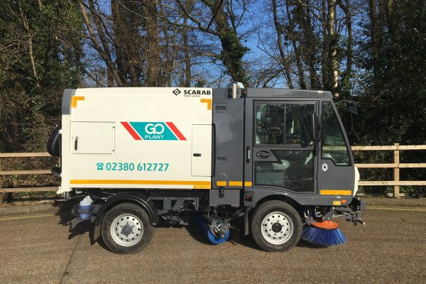 road sweeper hire in barnsley