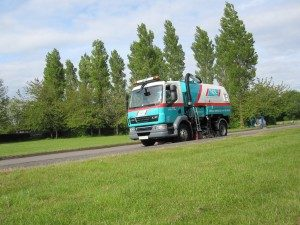 Road Sweeper Hire in Newcastle upon Tyne