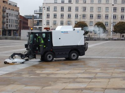Road Sweeper Hire Southampton