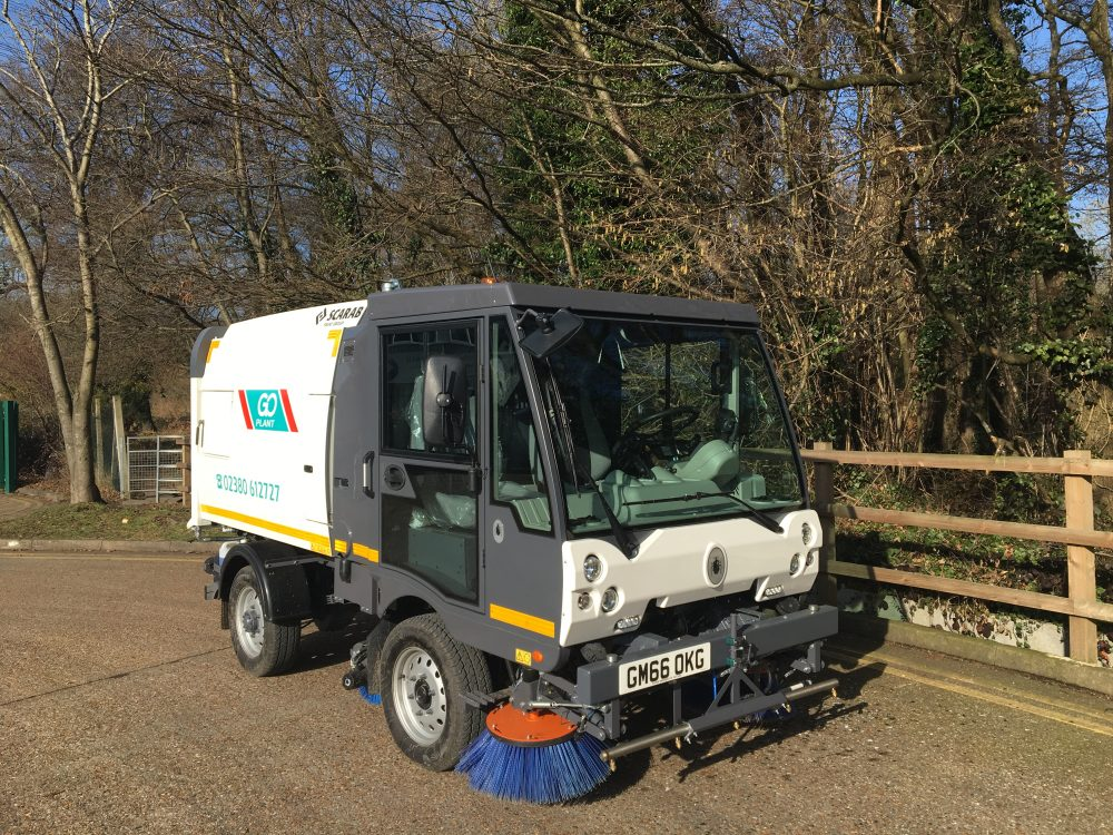 Road Sweepers in the North East