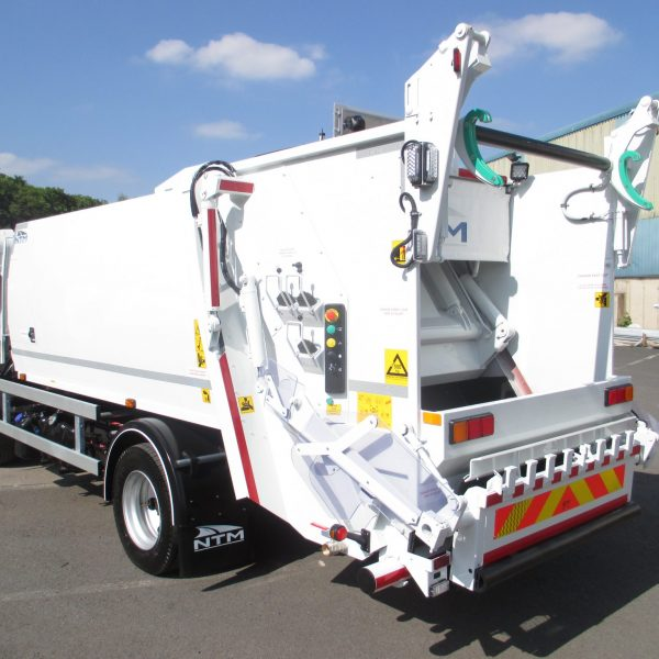Refuse Collection Vehicles for Short Term Hire