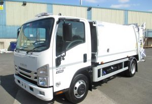 Short Term Hire Refuse Collection Vehicles