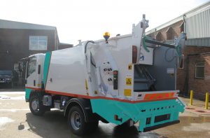 Refuse Collection Vehicles by Go Plant Fleet Services