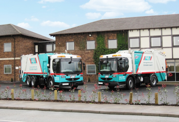 Refuse Collection Vehicles from Go Plant Fleet Services