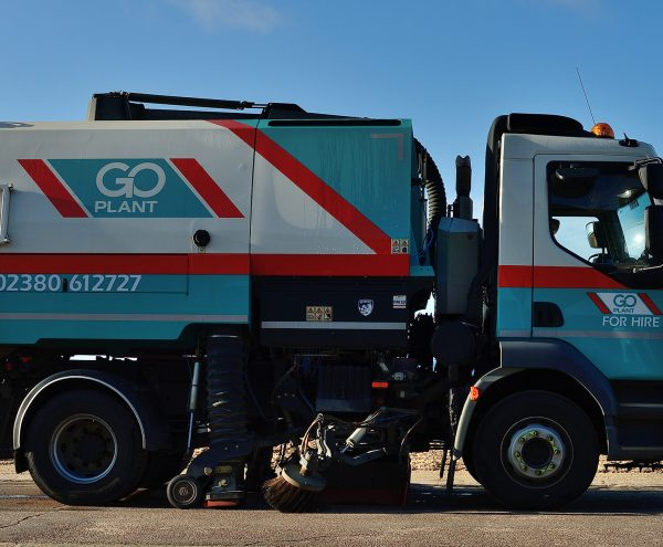 versatile self drive sweepers in Kent