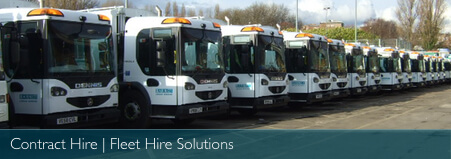 Contract Sweeper Hire Solutions