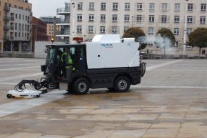 Street Cleaning Vehicles