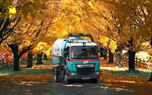 road sweeper hire telford