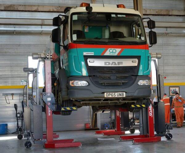 road sweepers repair and maintenance