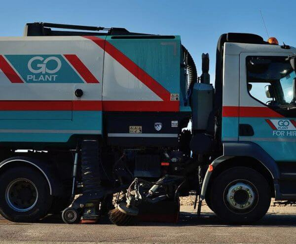 operated sweepers in the south midlands