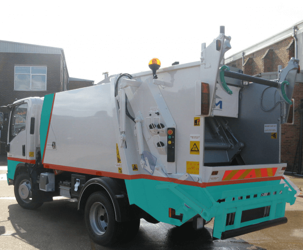 Refuse Collection Vehicles Greener UK
